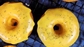 Αφράτα -donuts- χωρίς- ζάχαρη-