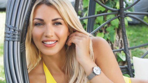Κωνσταντίνα Σπυροπούλου: Με αυτόν τον τρόπο έφτασα 59 κιλά