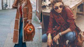 Boho-Chic Style: 16 τρόποι να υιοθετήσεις το boho-chic style και τον Χειμώνα