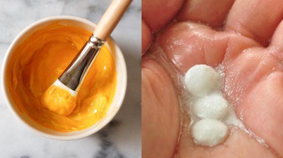 5 μάσκες προσώπου με ασπιρίνη για όλους τους τύπους δέρματος