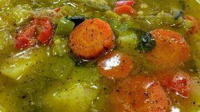 Η σούπα που χάνεις πολλά κιλά- (σούπα αποτοξίνωσης)